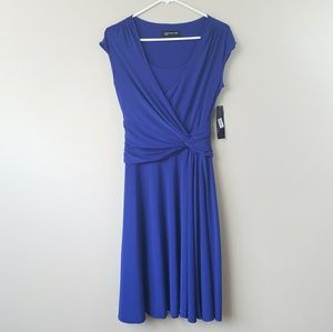 NWT Jones New York Blue Dress